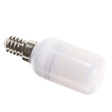 5w e14 lumini de porumb condus t 42 smd 5730 450-500lm cald alb ac 100-240 v
