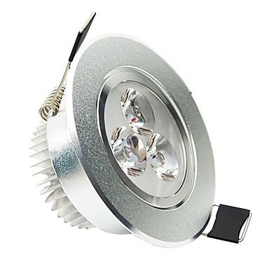 3W Stropní světla Zápustná 3 High Power LED 200 lm Chladná bílá AC 100-240 V