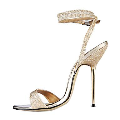 Women's Stiletto Heel Slingback Sandals Shoes(More Colors)