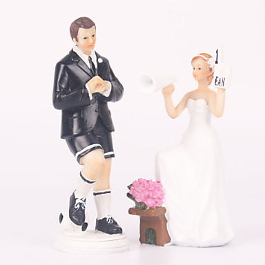 Cake Toppers Cheeky Couple  Cake Topper