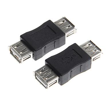 usb 2.0-Buchse auf Buchse Adapter-Koppler (Paar)