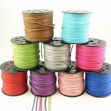 Урожай 100см Многоцветный сверкающих Gimp ChainsDIY (1 шт)
