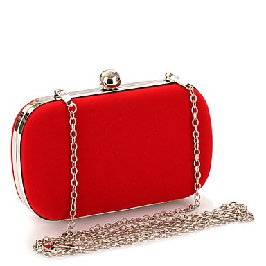 L.WEST® Women's Candy Color Evening Bags