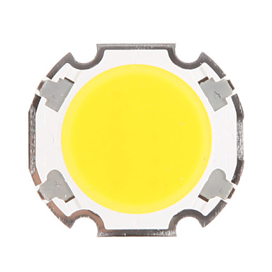 COB 450-500 lm LED Chip Aluminium 5 W