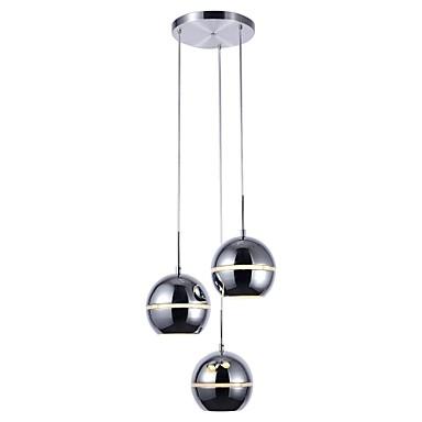 Modern / Contemporan Lumini pandantiv Lumină Spot - Stil Minimalist, 110-120V / 220-240V Becul nu este inclus / 10-15㎡ / E26 / E27