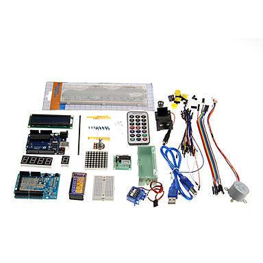 kt0001 r3 uno Starter-Kit für Lern offiziellen Arduino-Boards mehrfarbig