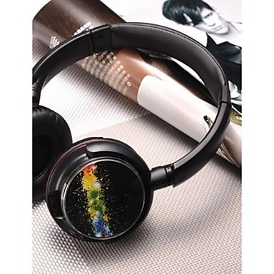 MRH-8803 draadloze dynamische stereo FM-radio sporten opvouwbare hoofdband outdoor koptelefoon ondersteuning TF-kaart