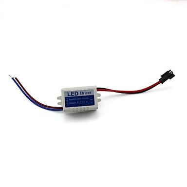 ac 85-265v la dc 4-5x1w conducătorul auto forlmp utilizare transformator sursa de alimentare externă