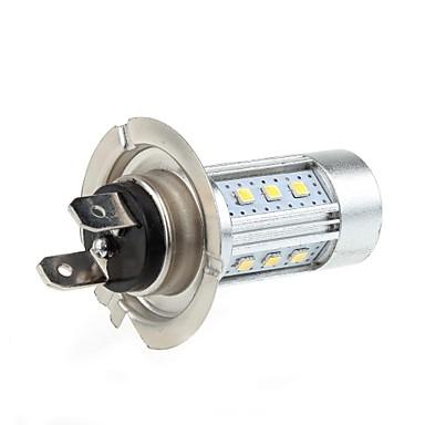 h7 15w 600 ~ 700lm 6500k 15 * samsung2323 привело белый свет Светодиодные лампы для автомобилей Противотуманные фары / заднего хода (12 ~ 24V)