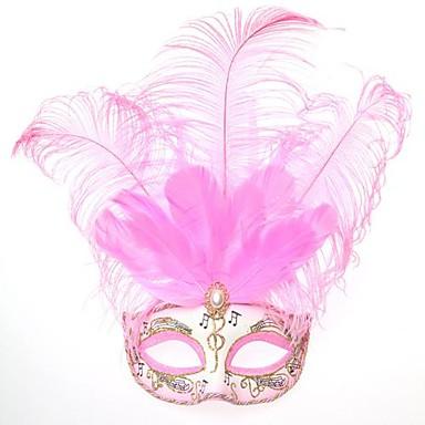Karnival Maske Damen Halloween Karneval Fest / Feiertage Halloween Kostüme Druck