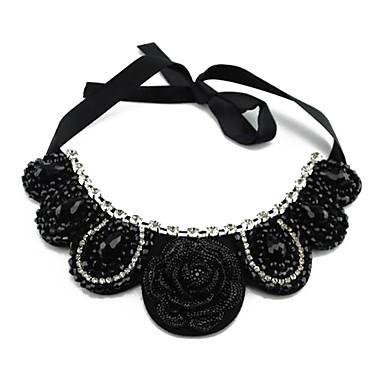 dámská móda kov jednoduchý populární osobnost náhrdelník