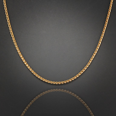Kettingen Sieraden Verzilverd Verguld Uniek ontwerp Kostuum juwelen Modieus Sieraden Voor Bruiloft Feest Dagelijks Causaal Sport