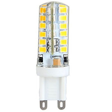 YWXLIGHT® 3W 300 lm G9 LED-maïslampen T 48 leds SMD 2835 Warm wit AC 100-240V