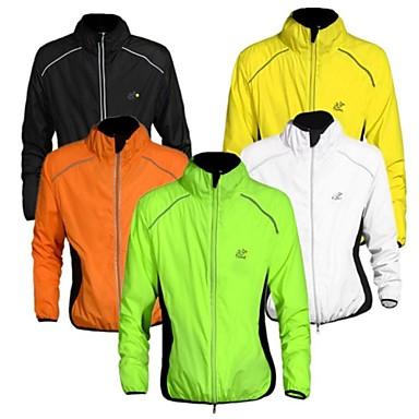 WEST BIKING® Herrn Fahrradjacke Fahhrad Kleidung für den Sonnenschutz / Windjacken / Jacke Windundurchlässig, Atmungsaktiv,