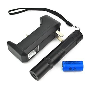-E 850 se concentreze reglabil arde mai usor de tăiere kituri laser pointer rosu (3 mW, 650nm, 1xcr16340)