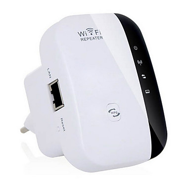 RealLink ® New upgrade Wireless-N WiFi Repeater 802.11n/g/b sítě Router rozsah Expander Signal Booster 300Mbps
