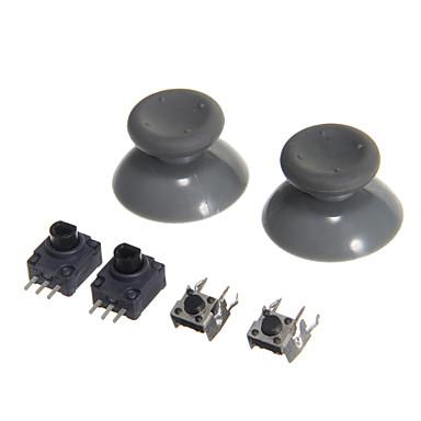 Game Controller Ersatzteile Für Xbox 360 . Game Controller Ersatzteile Metal / ABS 2 pcs Einheit