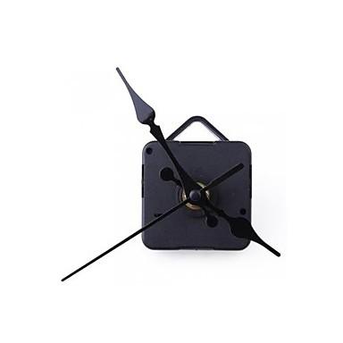mecanism de deplasare ceas cu negru oră minut la mâna a doua kit-unelte de bricolaj