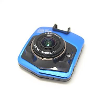 480p / HD 1280 x 720 / 1080p Bevegelsessensor / G-Sensor / 720P Bil DVR 170 grader Bred vinkel 5 MP CMOS 2.4 tommers LCD Dash Cam med Night Vision / Parkeringsmodus / Loop-opptak 1 infrarød LED / WDR