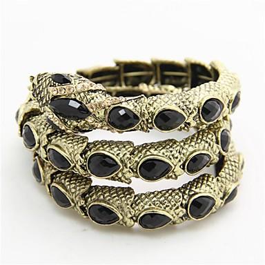 Damen - Mehrreihiges Armband Bronze Armbänder Für Alltag