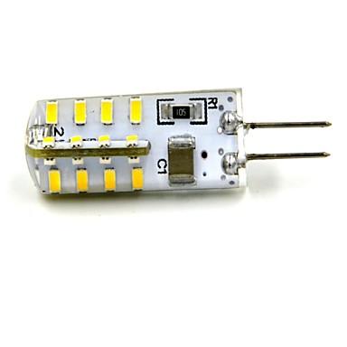 2W 150-200lm G4 LED Bi-pin Lights 32 LED Beads SMD 3014 Warm White / Cold White 220-240V