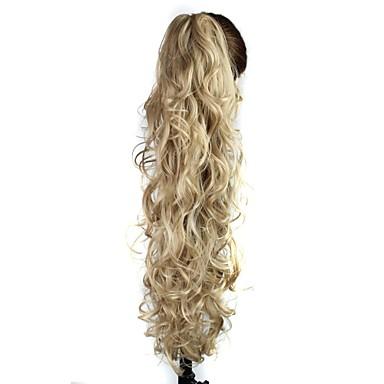 Pferdeschwanz Haarstück Haar-Verlängerung Alltag