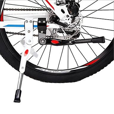 Kickstand Radfahren, Einstellbar Straßenradfahren / Radsport / Fahhrad / Geländerad Aluminiumlegierung Weiß / Schwarz