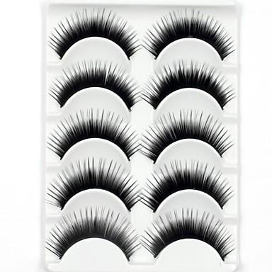 Augenwimpern Make-up Utensilien Falsche Wimpern Bilden Augenwimpern Alltag Alltag Make-up Voluminisierung Dick Kosmetikum Pflegezubehör