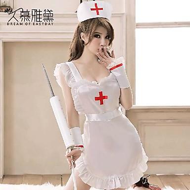 57a0ad7d9 حلم ممرضة مثير خادمة صغيرة عارية الذراعين اللباس الذوق ملابس داخلية مثيرة  مجموعة إغراء eastday®