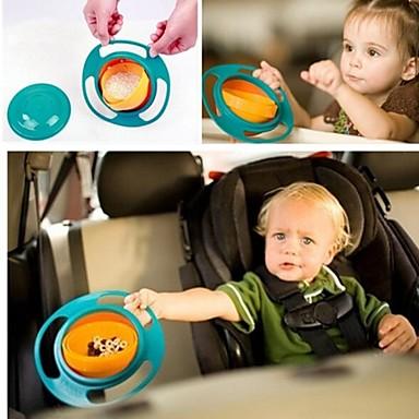 1pc 360 grad niciodată-vărsare-alimentare alimente pentru bebeluși pahar bebelus