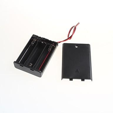 forseglet med en bryterboks 3 AA batterier fem aa (2stk)