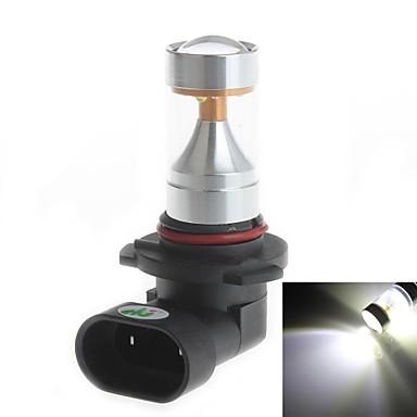 hj 9005 30w 2800lm 6000-6500k 6xcree xb-d araba sis ışık (12-24V, 1 adet) beyaz ampul led