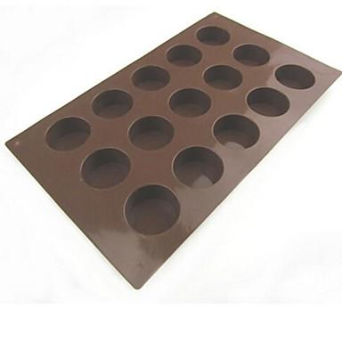 Csokoládé Keksz Torta Kenyér Szilikon Jó minőség sütőformát süteményformákba