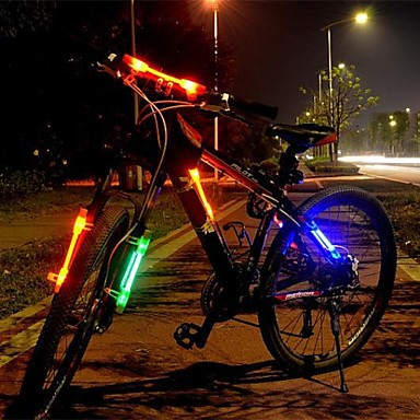 Pannlampor Cykellyktor Baklykta till cykel hjul lampor säkerhetslampor Framlykta till cykel LED Cykelsport Justerbar fokus 18650 Lumen