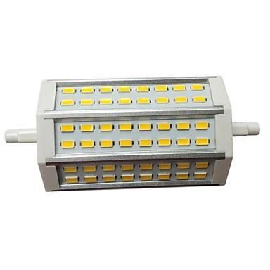 R7S LED прожекторы Утапливаемое крепление 48 SMD 5630 1000 lm Тёплый белый / Холодный белый Декоративная AC 85-265 V