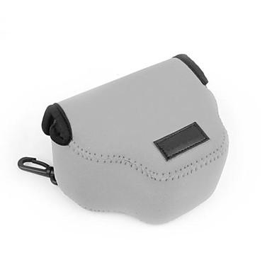 Canon PowerShot SX500 için dengpin® neopren yumuşak taşıma kamera koruyucu kılıf çanta çantası olan sx510 hs (çeşitli renklerde)