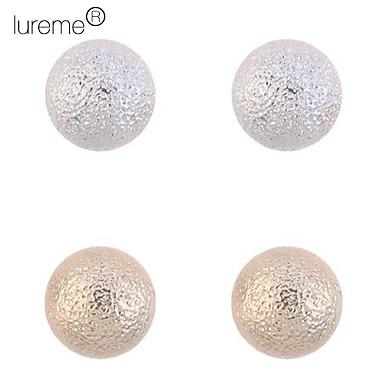 Women's Jewelry Set Stud Earrings Alloy Circle Geometric Jewelry Daily