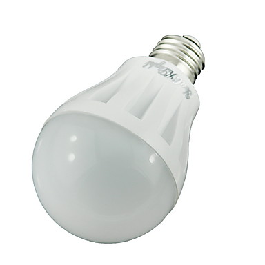 E26/E27 Круглые LED лампы 12 светодиоды SMD 5630 Декоративная Тёплый белый 550lm 3000K AC 220-240V