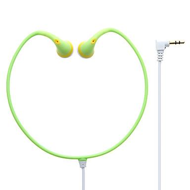 YD-108 EARBUD Kablolu Kulaklıklar Plastik Cep Telefonu Kulaklık kulaklık