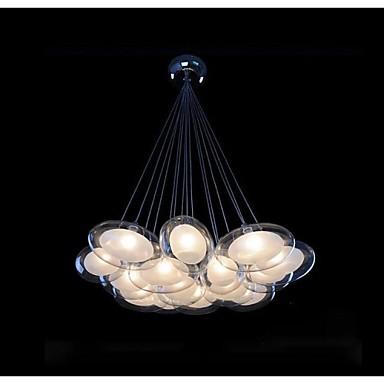 Lumini pandantiv ,  Modern/Contemporan Crom Caracteristică for LED Metal Sufragerie Dormitor