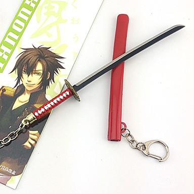 Waffen Schwert Inspiriert von Cosplay Cosplay Anime Cosplay Accessoires Schwert Aleación Herrn Damen neu