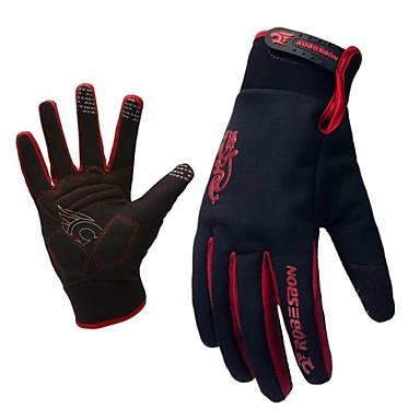 WEST BIKING® Sports Gloves Bike Gloves / Cycling Gloves Keep Warm Waterproof Windproof Breathable Wearproof Protective Anti-skidding