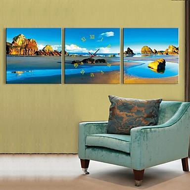 е-Home® часы пляжные породами в полотняных 3шт