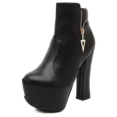 Chaussures Pour Forme Rondes Bottes Plate Femmes De D'orteil Mode Zdx1TTgq7