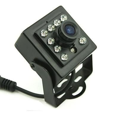 ccd 700tvl 10buc ir 940nm 0 lux viziune aparat de fotografiat de noapte CCTV Effio-e 4140 + 672 \\ 673