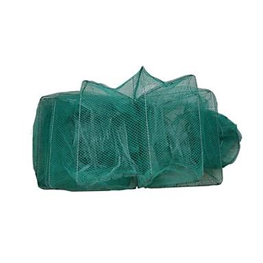1 db Mreža stajaćica Más eszközök Műanyag Könnyen használható Csali horgászat