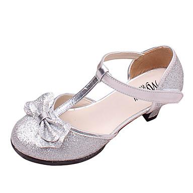 zapatos de boda - tacones - tira en t / comfort / punta redonda