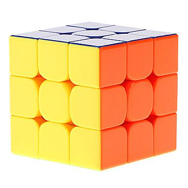 Rubiks kube Glatt Hastighetskube Kubisk Puslespill Klassisk Moro Fun & Whimsical Klassisk Barne Voksne Leketøy Gutt Jente Gave