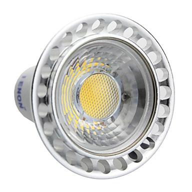 GU10 LED Σποτάκια MR16 leds COB Θερμό Λευκό Ψυχρό Λευκό 240-270lm 3000K AC 100-240V