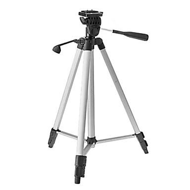Alumínium 3 Szakaszok Digitális fényképezőgép Tripod állvány